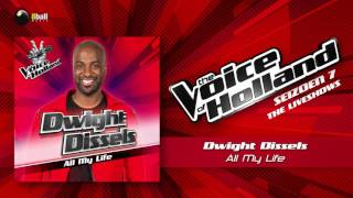 Dwight Dissels – All My Life The Voice Of Holland 2016/2017 Liveshow 5 Audio