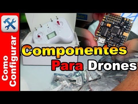 Componentes Drone de Carreras que Comprar Accesorios y Repuestos Online