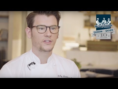 Adam Handling chef and owner of The Frog group talks about food safety