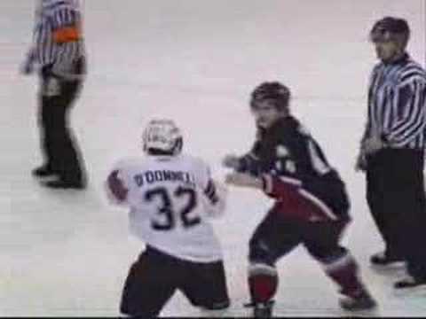 Shawn O'Donnell vs. Ryan Graham