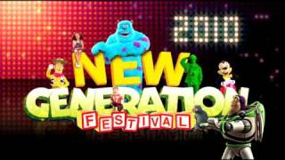 Disney new generation festival