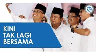 Prabowo Gabung Pemerintahan Presiden Jokowi, Gerindra dan PKS Bercerai