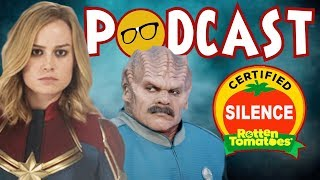 Captain Marvel Theater Controversy | Renew The Orville!! Spider-Man TV Show?