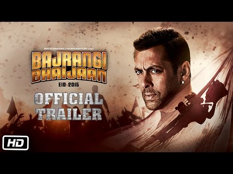 bajrangi bhaijaan theatrical trailer feat salman khan