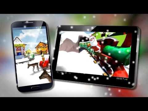 Vídeo do Christmas City Live Wallpaper