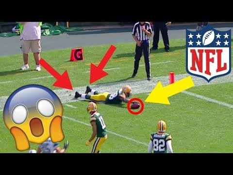 NFL Smartest Plays Of All Time (2017)