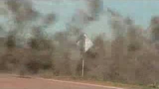 Australia Tumbleweed Whirlwind