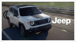 [오피셜] Jeep® Renegade | Features