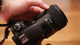 Tamron SP 45mm f/1.8 Di VC USD lens review with samples (Full-frame and APS-C)