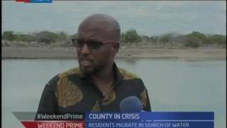County In Crisis: Analysis the dire drought situation in Garissa County 5/11/2016