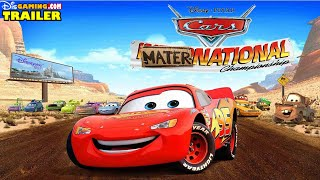 Видео Disney Pixar Cars Mater-National Championship
