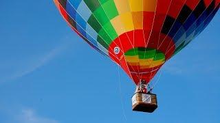 Полёт на воздушном шаре над Смоленском - самые яркие впечатления в жизни!