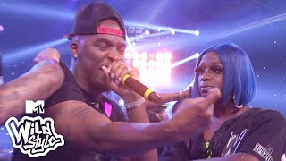 Kandie & Hitman Holla Start Boxing in the Ring! 🥊😱 Wild 'N Out