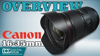 Canon EF 16-35mm f/2.8L III USM Lens | Review