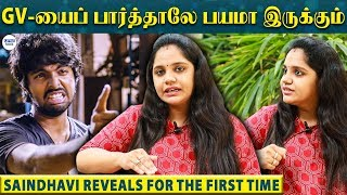 Yuvan Shankar Raja is So Humble - Saindhavi Shares her Song Recording Memories | LittleTalks