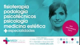 Clínica Medicalia, calle Italia nº 6 Telefono 911724503 movil 616215727