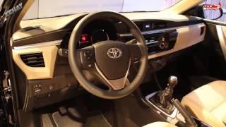 Review Ra mắt Toyota Corrola Altis 2014 | Xe và cuộc sống