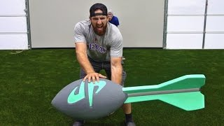 Download Youtube: Giant Nerf Trick Shots | Dude Perfect