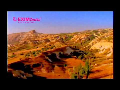 Poznaj piękno Kapadocji
