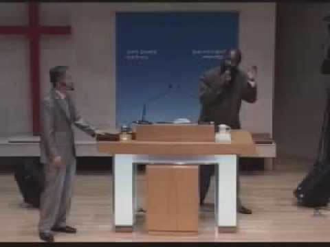 Dr  OWUOR Prophet of the Lord in Korea june 30 2010 pt  12
