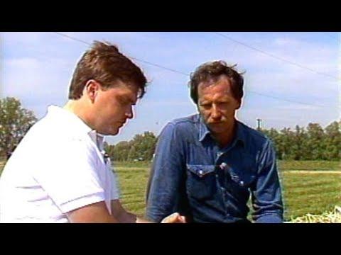 Dale Earnhardt Sr. and Steve Byrnes interview