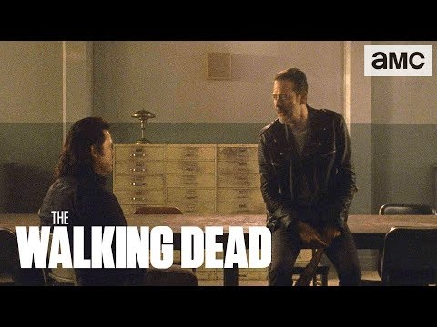 The Walking Dead 8.07 Clip