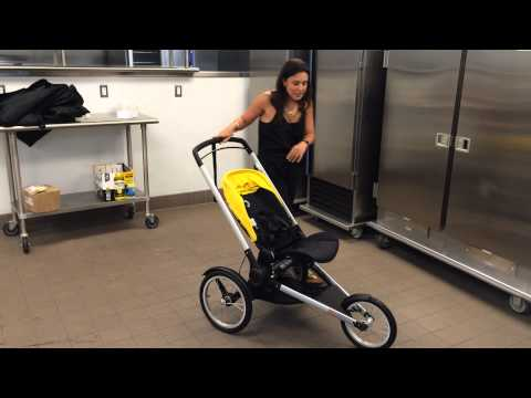 Bugaboo Runner Jogging Stroller Review – First Look!