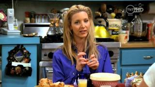 Phoebe Buffay - Tiny Dancer (Hold Me Closer)