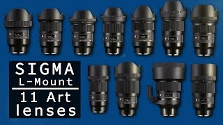 Sigma's L Mount | 11 lenses for Lumix S1 & S1R | An Interview with Jared Ivy