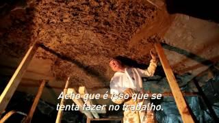 Andy Goldsworthy  -  Domo De Argila  Legendado