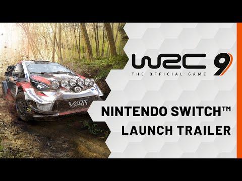 WRC 9 : Trailer de lancement Switch