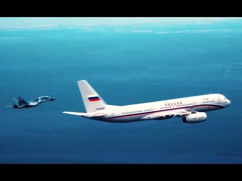 Борт №1. Самолет Президента