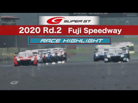 スーパーGT 第2戦 富士スピードウェイ FR化されたNSX-GT初となる優勝を果たしたKEIHIN。決勝レースハイライト動画