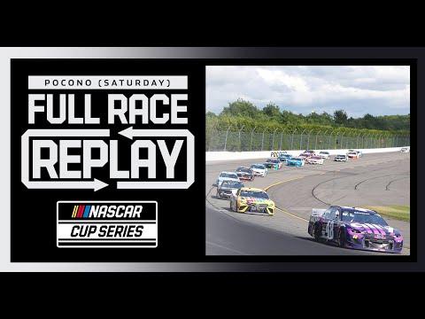 NASCAR NASCAR カップシリーズレース at ポコノ1(ポコノ・レースウェイ)レースフル動画