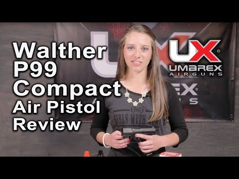 Walther CO2 CP99 Compact Pistol