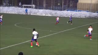 Видеообзор матча с Зорким-2