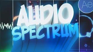 КАК ЛЕГКО СДЕЛАТЬ AUDIO SPECTRUM/ЭКВАЛАЙЗЕР В AFTER EFFECTS?! | Туториал
