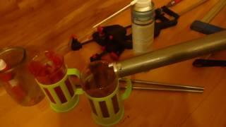 шприц для литья силиконовых приманок