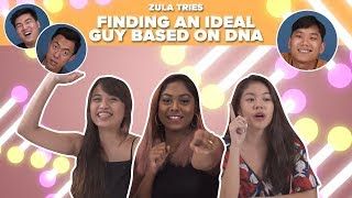 Finding An Ideal Partner Based on DNA + GIVEAWAY | ZULA Tries | EP 15