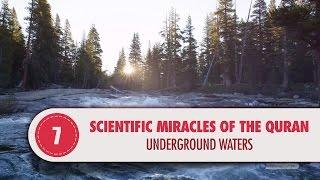 Underground Waters...