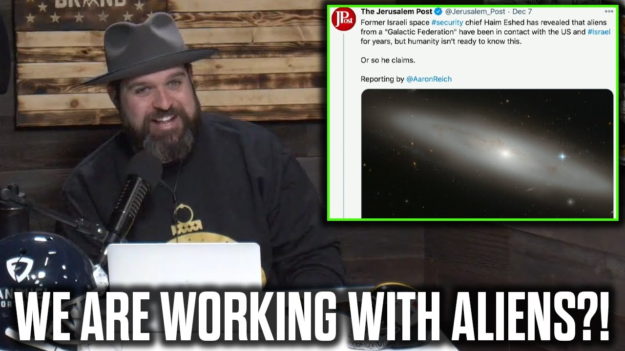 A High Level Scientist Says We Are Working With Aliens INSIDE MARS