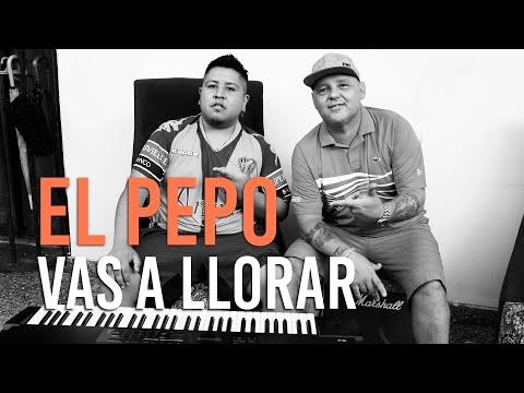 El Pepo video Vas a llorar - Acústico de piano 2021