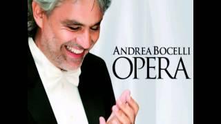Andrea Bocelli   I love Rossini