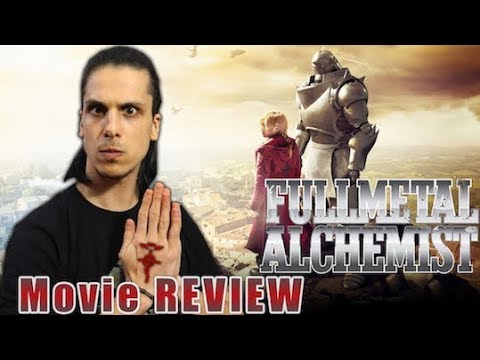 Fullmetal Alchemist (Live-Action) – Movie REVIEW