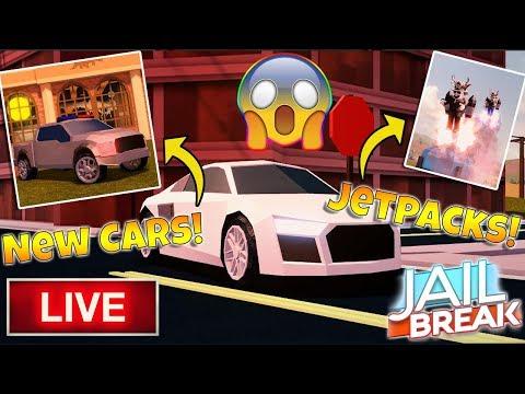 Download Racing The New Museum Car Roblox Jailbreak Video 3GP Mp4
