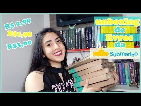 UNBOXING |PROMOÇÃO SUBMARINO e SARAIVA|   Leticia Ferfer | Livro Livro Meu