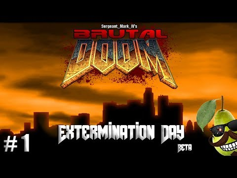 /Záznam streamu\ Brutal Doom: Extermination Day (Beta) #1