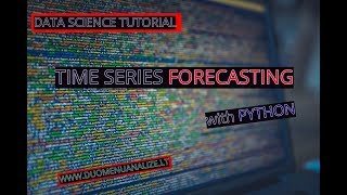 time series data analysis in python - TH-Clip