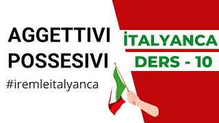 İtalyanca Öğreniyoruz - IX.Hafta