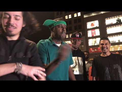 RANDOM People Freestyle to Live Beats (INSANE TALENT)